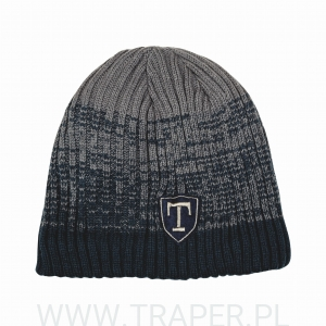 CZAPKA COLD WEATHER BLUE TRAPER